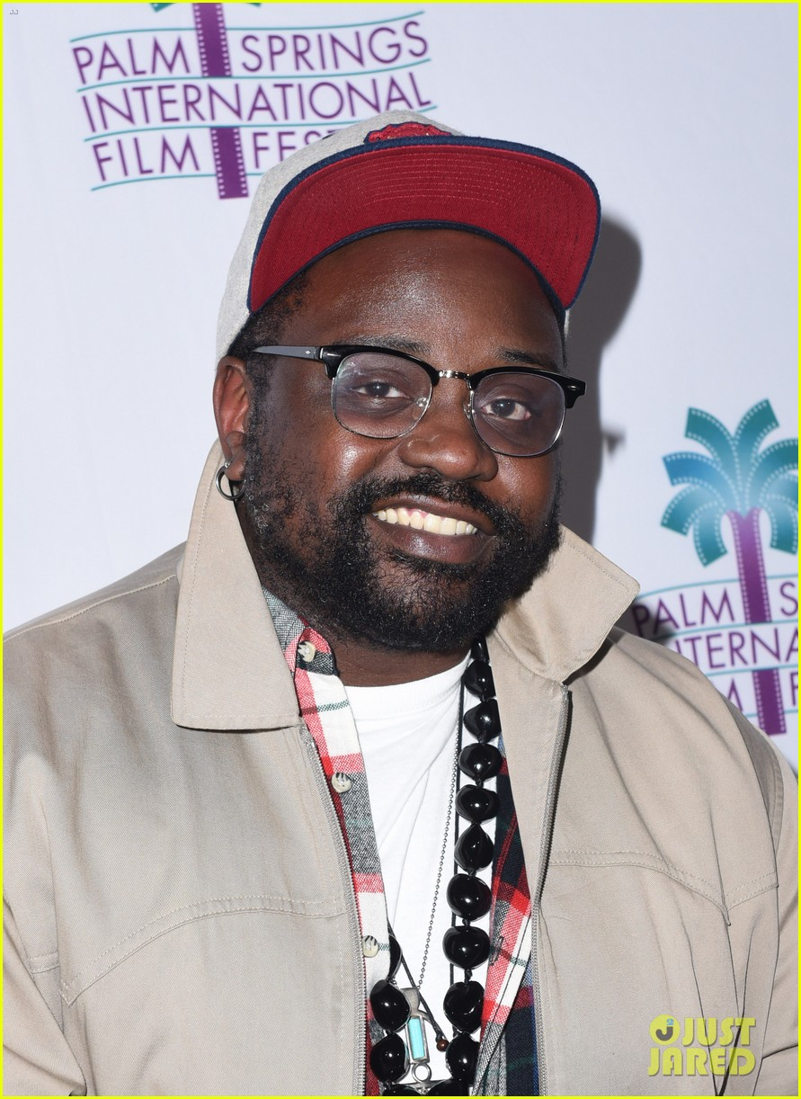 brian tyree henry spider man screening palm springs film fest 06