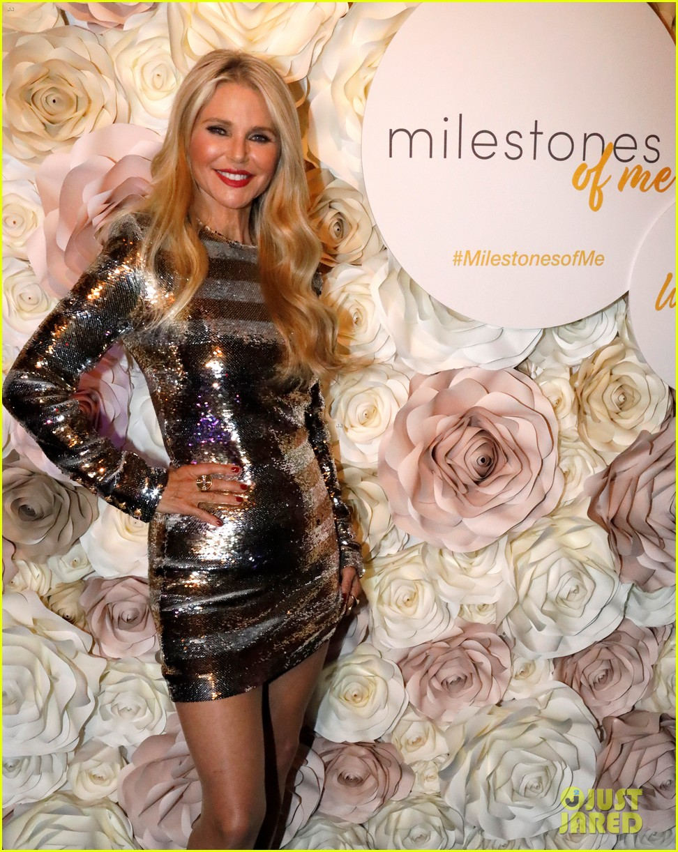 Christie Brinkley Commercial >> Christie Brinkley Celebrates 65th Birthday with Daughter ...