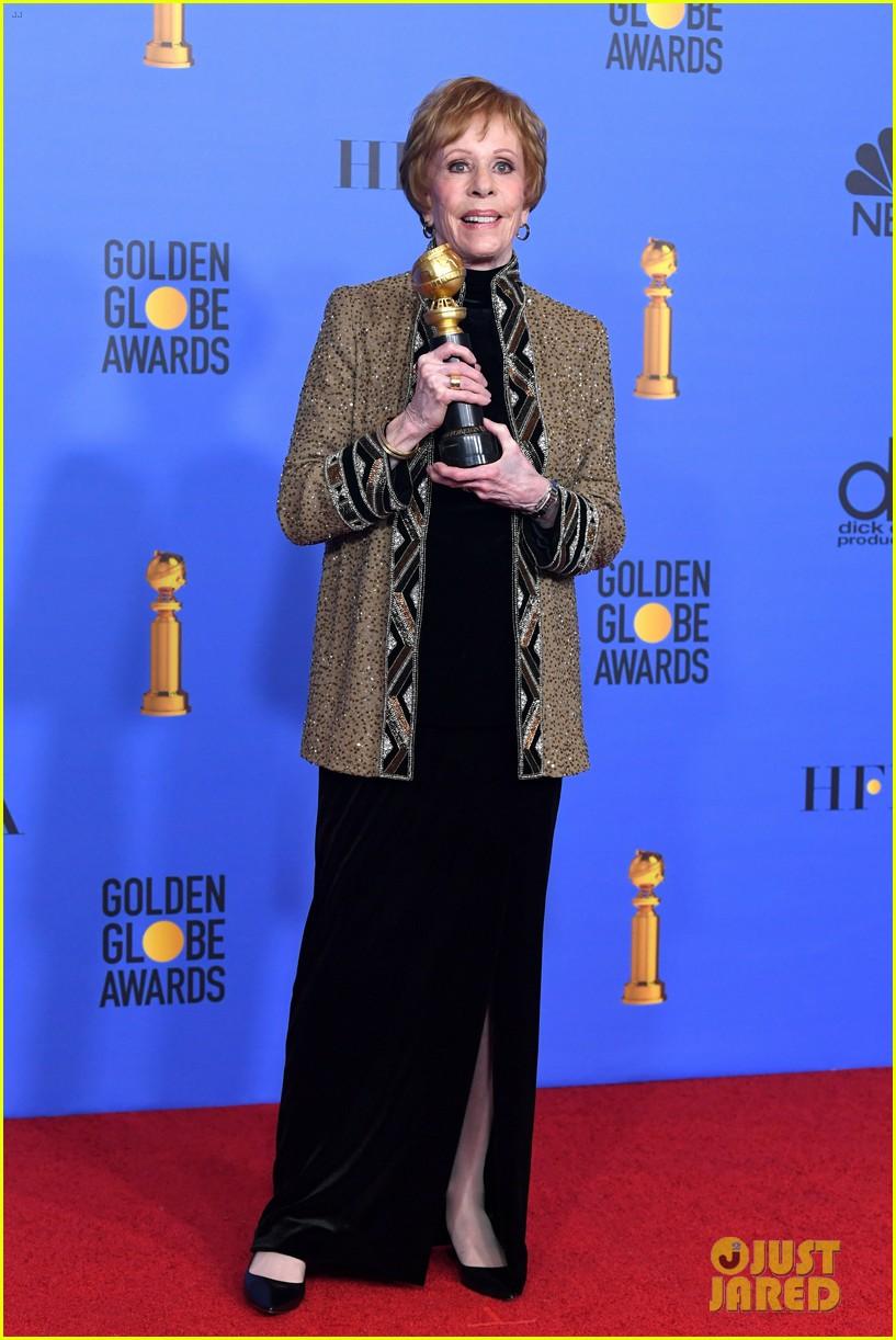 carol burnett honored with carol burnett award at golden globes 074207485