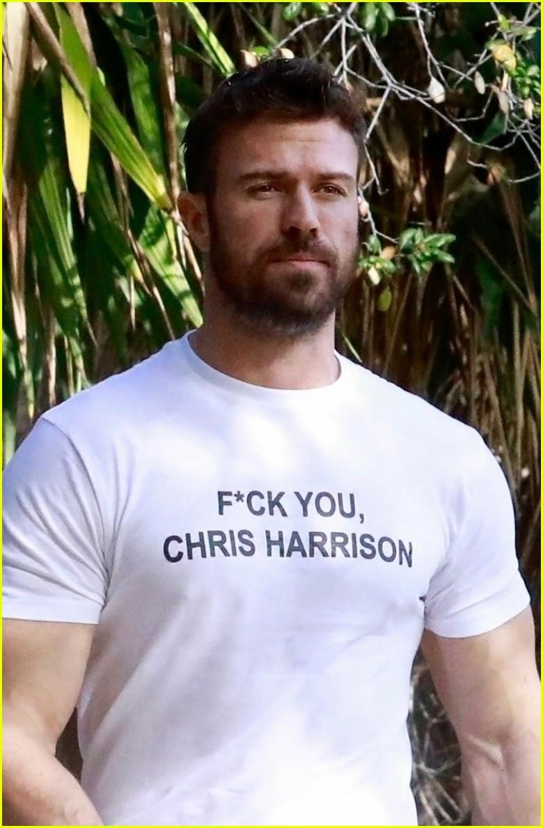 chad johnson shirt chris harrison january 2018 04