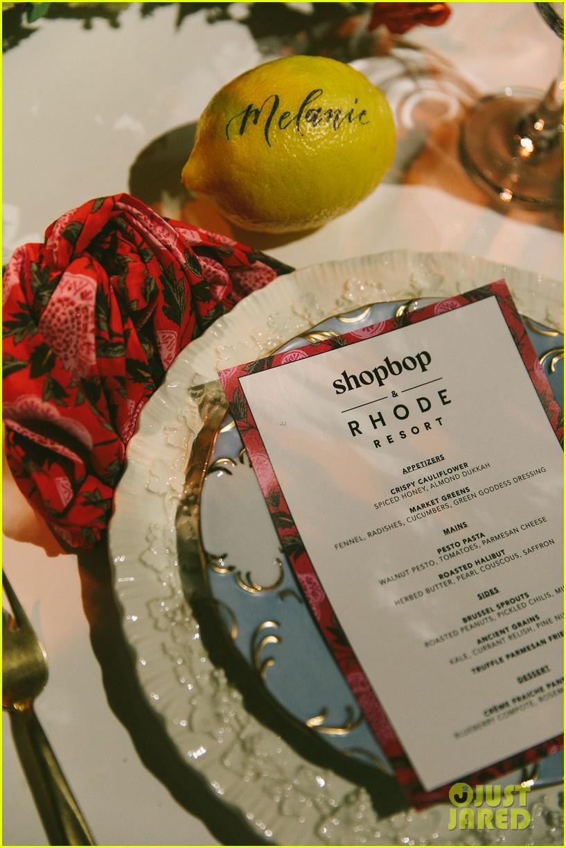 jamie chung georgie flores skyler samuels shopbop rhode dinner 104210130