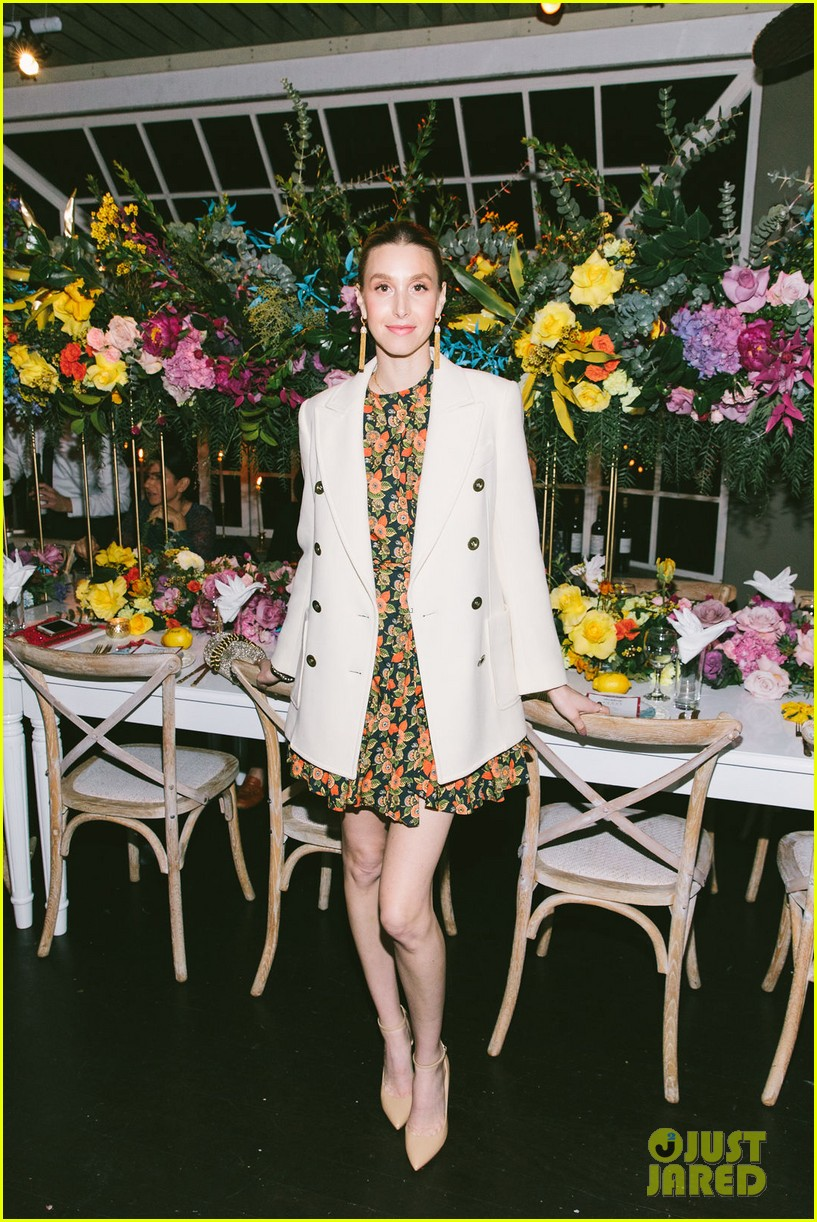 jamie chung georgie flores skyler samuels shopbop rhode dinner 204210140