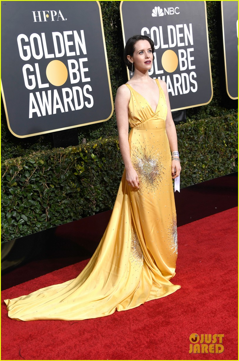claire foy 2019 golden globes 034207113