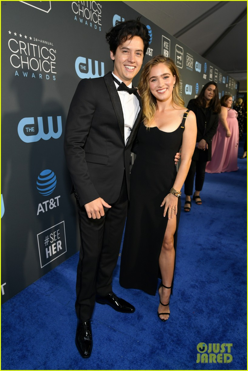 cole sprouse and haley lu richardson