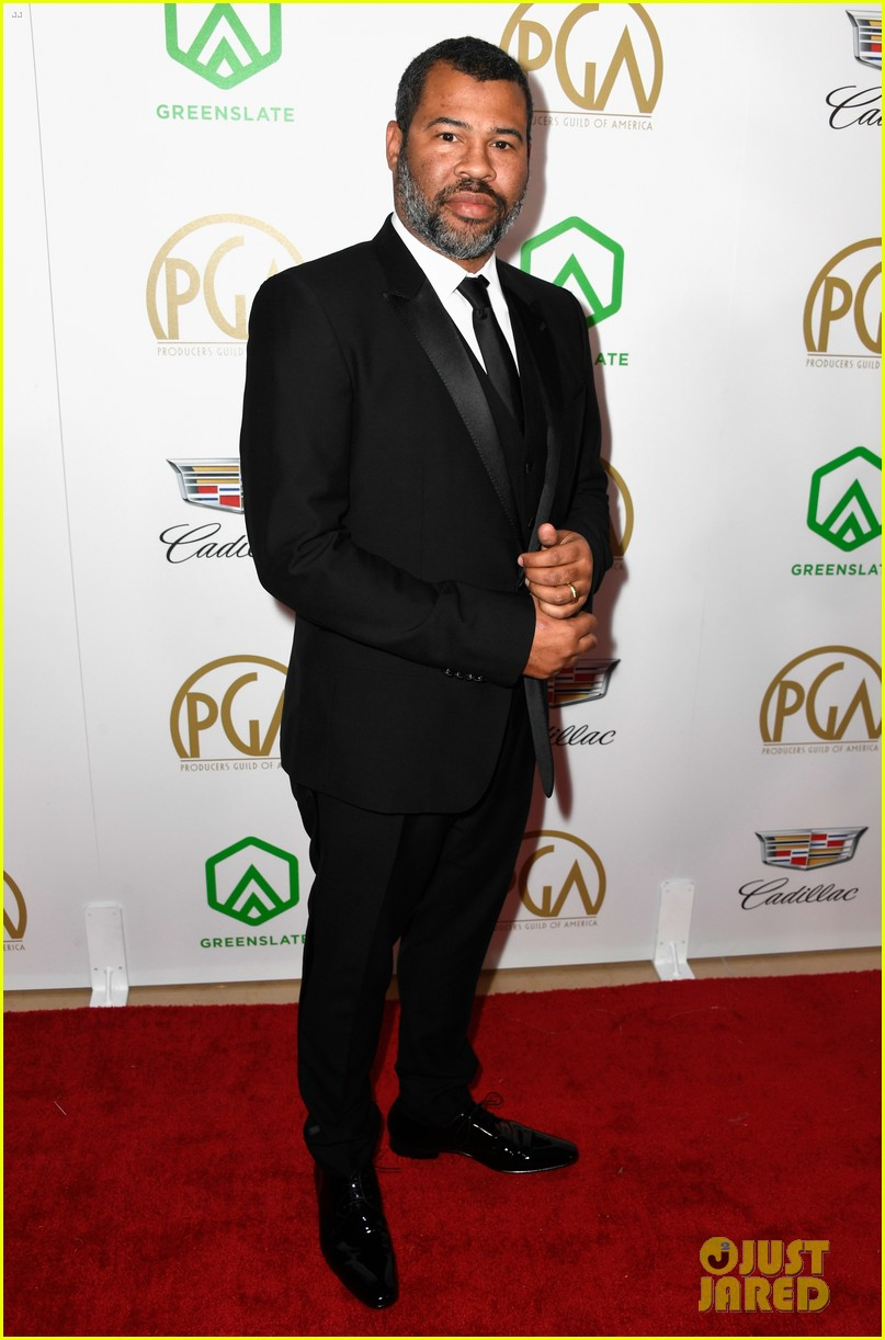 bradley cooper a star is born anthony ramos buddy up at producers guild awards 14