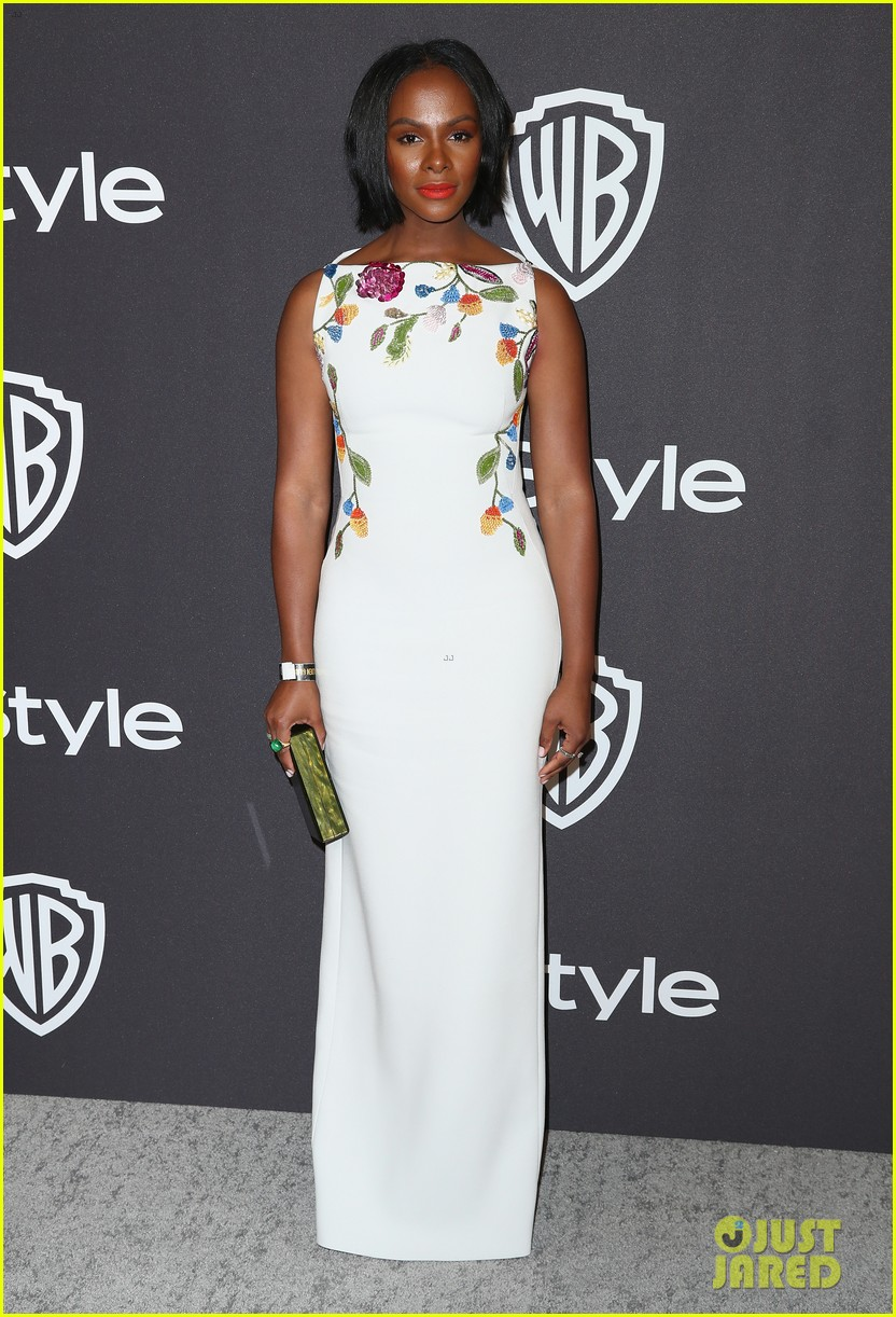 laverne cox sarah silverman hit carpet at instyles golden globes after party 014208244