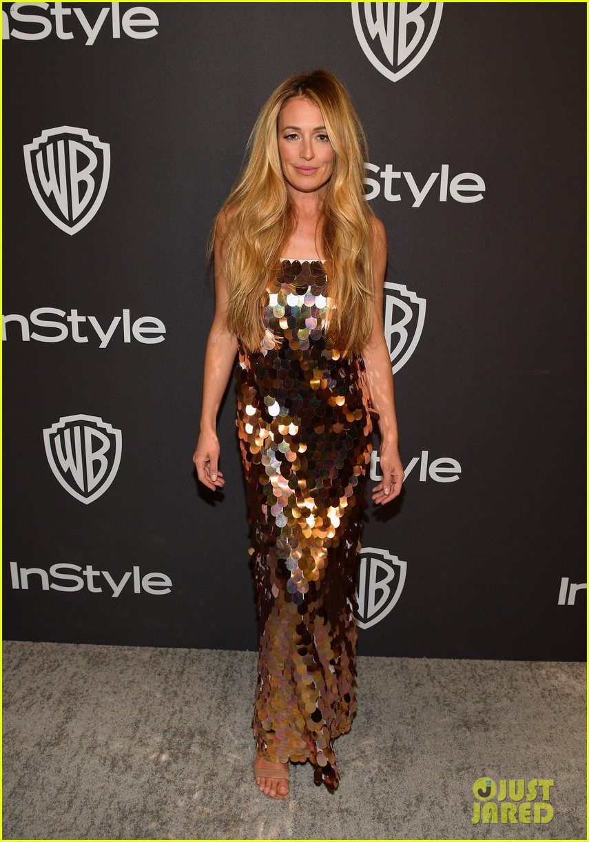 laverne cox sarah silverman hit carpet at instyles golden globes after party 034208246