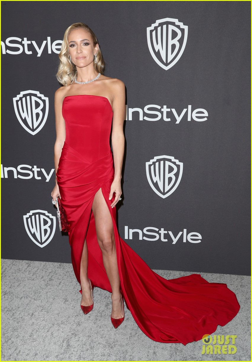 laverne cox sarah silverman hit carpet at instyles golden globes after party 054208248