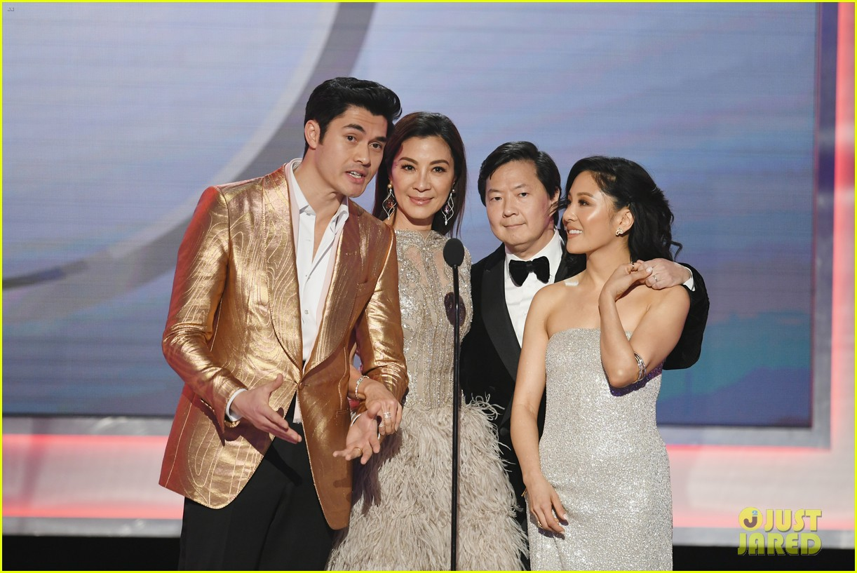 crazy rich asians sag awards 2019 264218432
