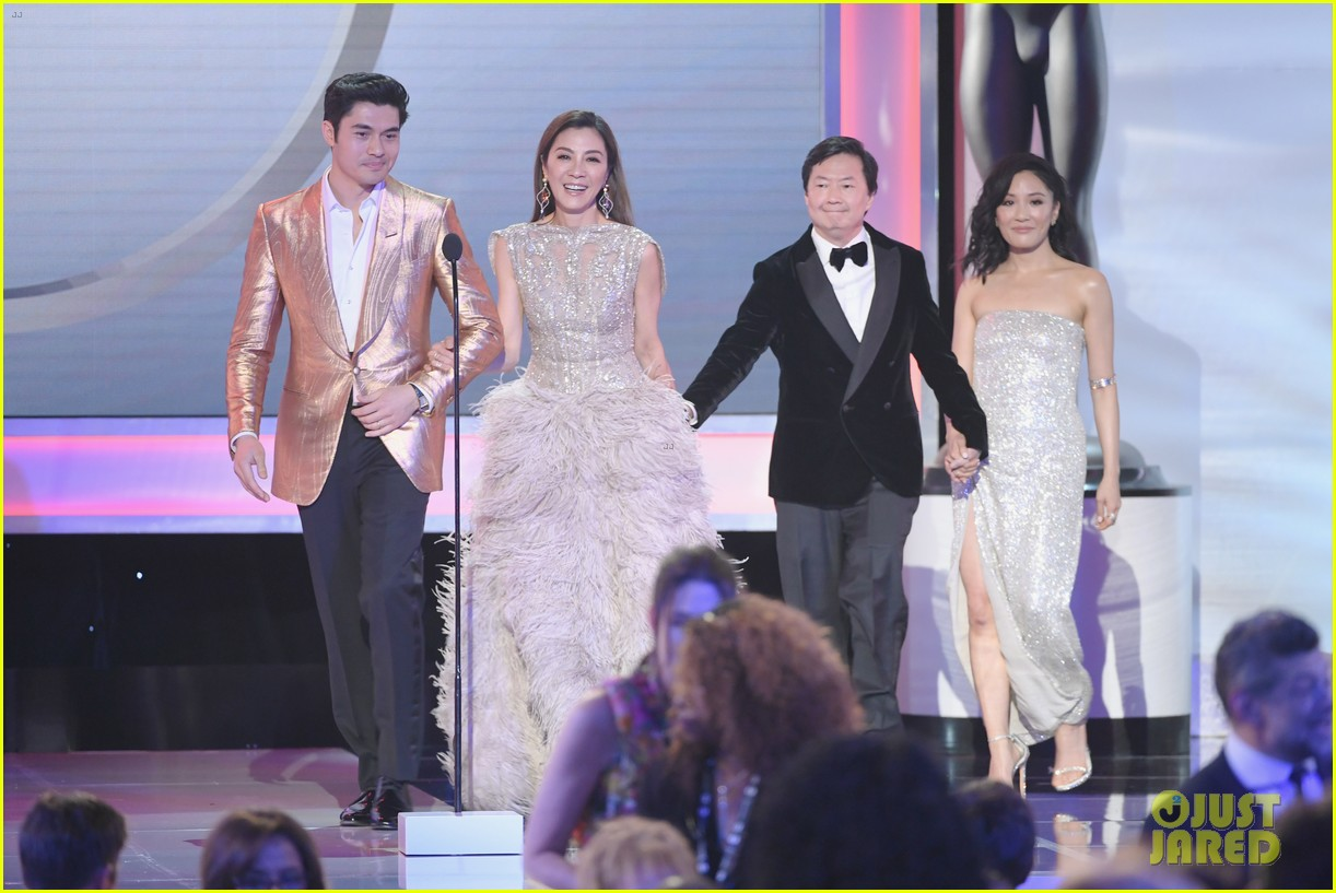 crazy rich asians sag awards 2019 274218433