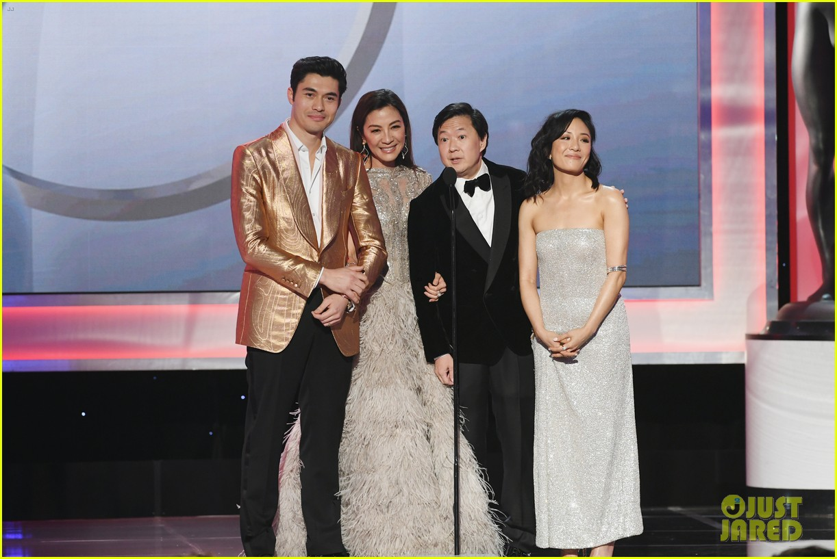 crazy rich asians sag awards 2019 284218434