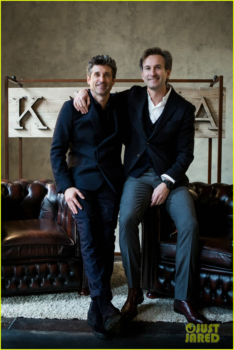 patrick dempsey launches business partnership with kanoa 04