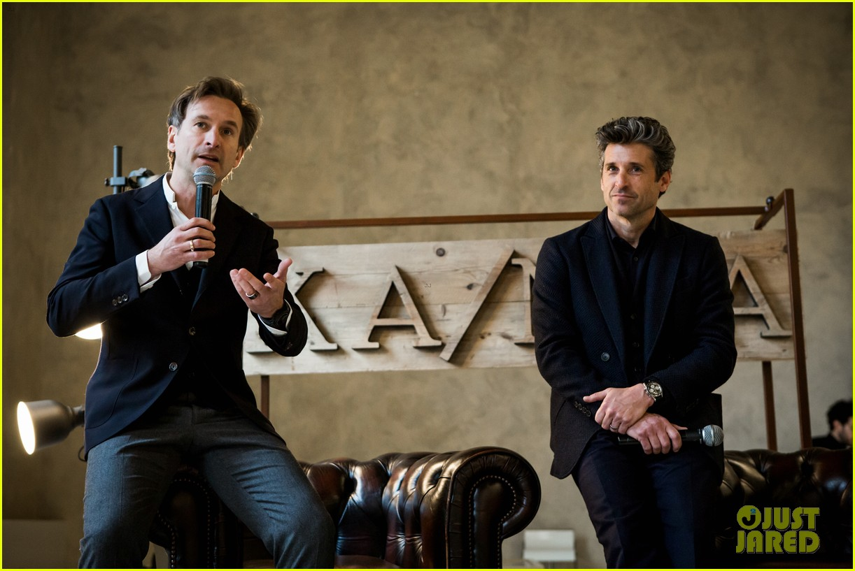 patrick dempsey launches business partnership with kanoa 12