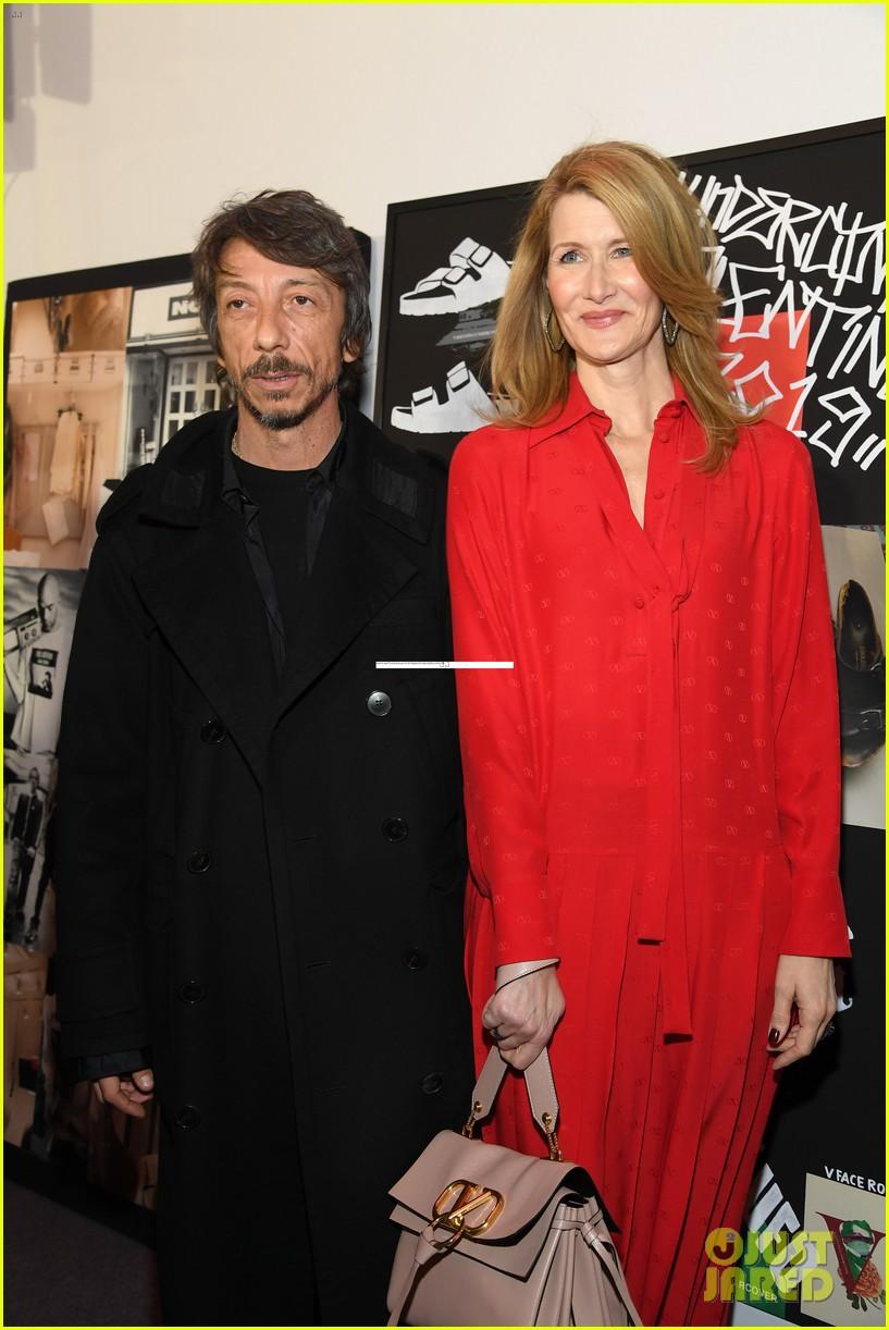 laura dern hits paris fashion week for valentino show 03
