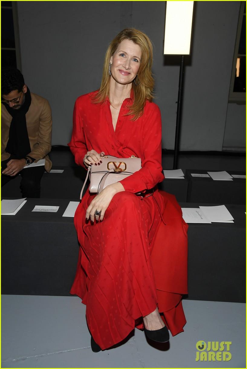 laura dern hits paris fashion week for valentino show 04
