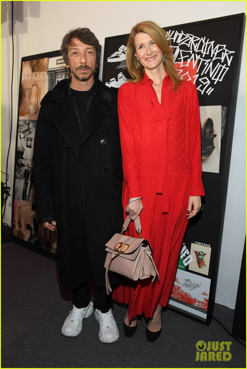 laura dern hits paris fashion week for valentino show 06