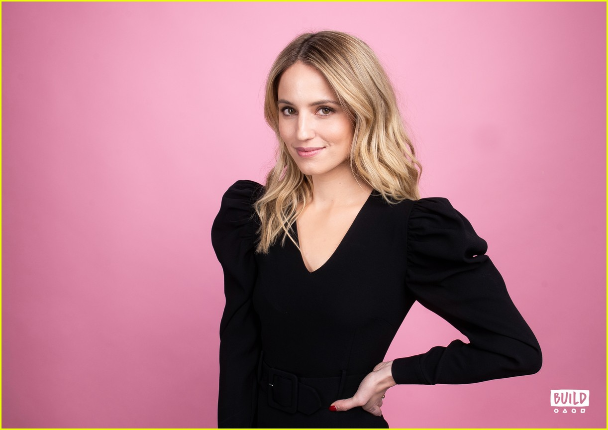 dianna agron build series january 2019 01