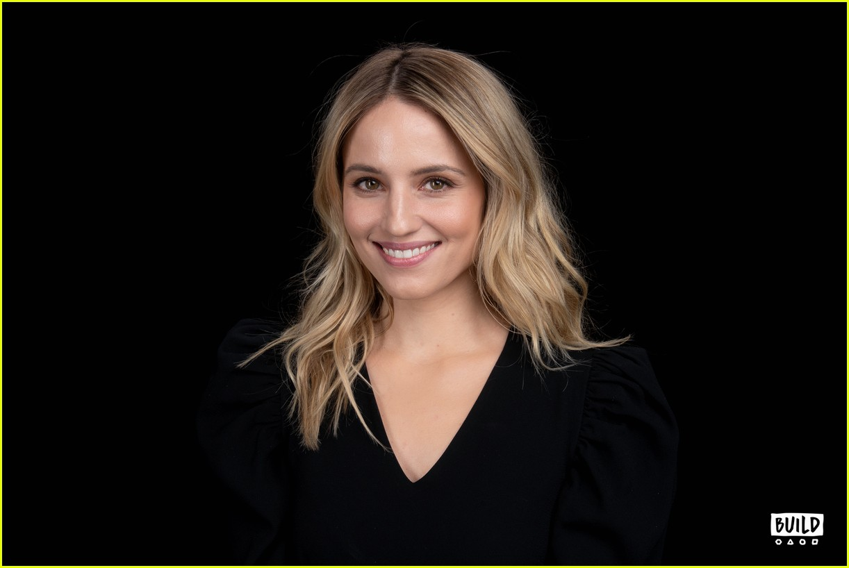 dianna agron build series january 2019 19