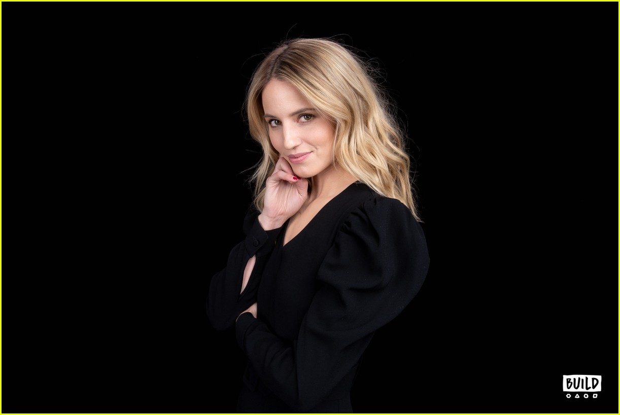dianna agron build series january 2019 21