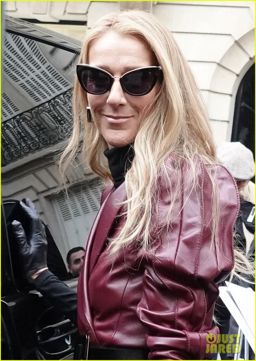 Celine Dion Stops by G...