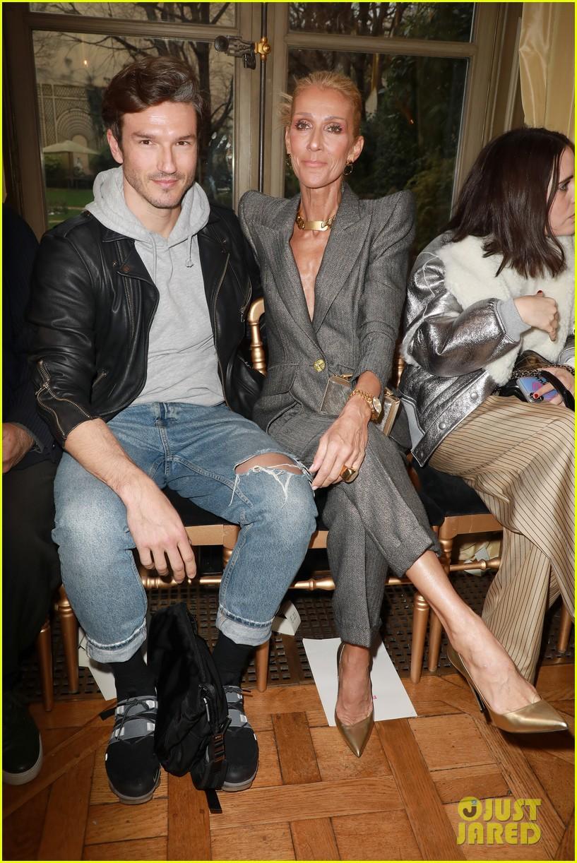 Celine Dion Reunites w...