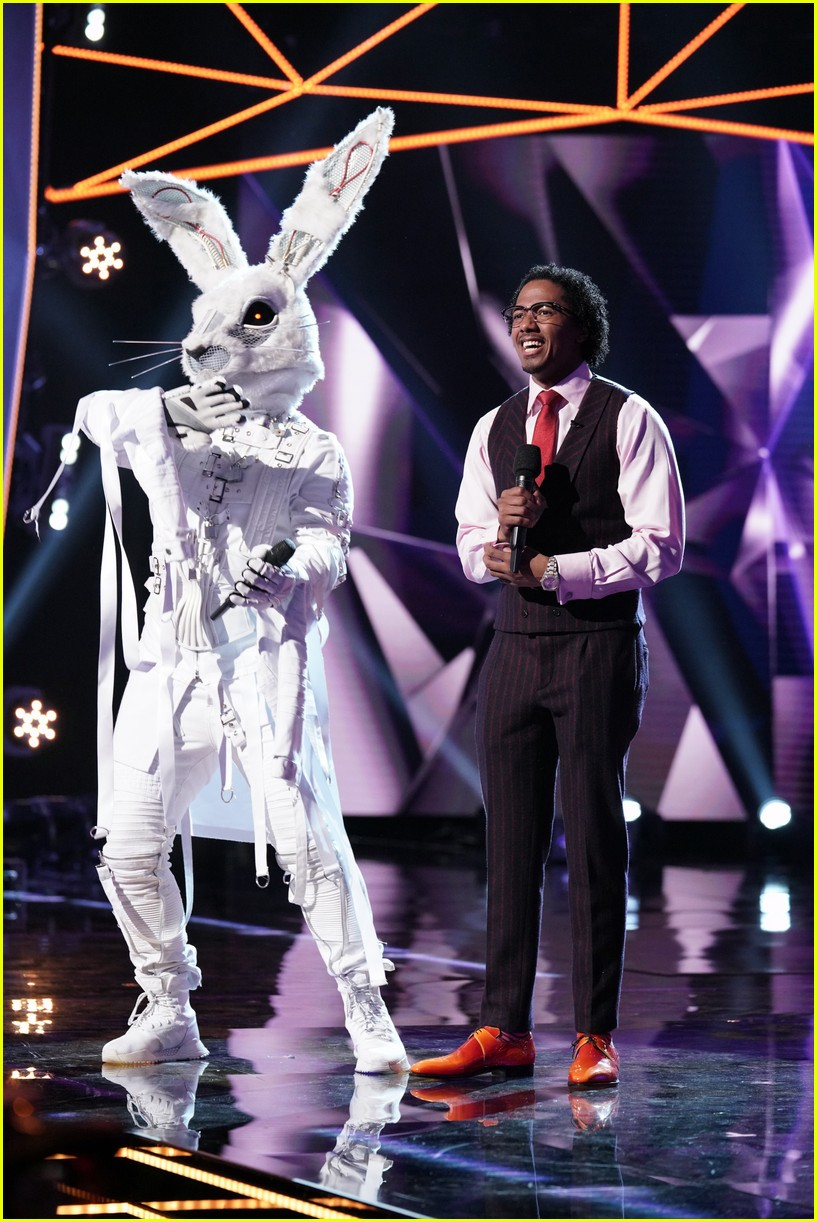 Rabbit on 'The Masked Singer': Joey Fatone Insists It's ...
