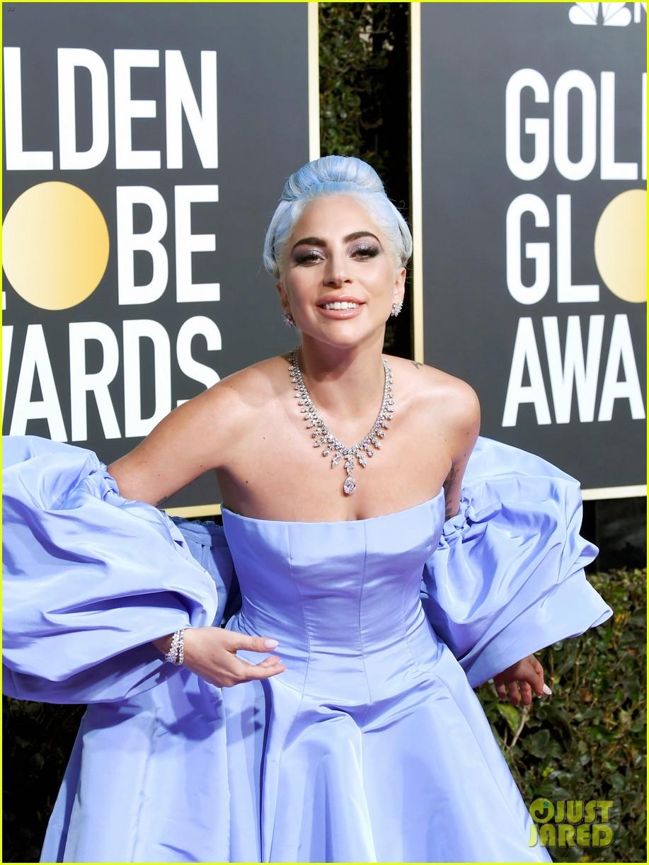 lady gaga christian carino golden globes 2019 134207169