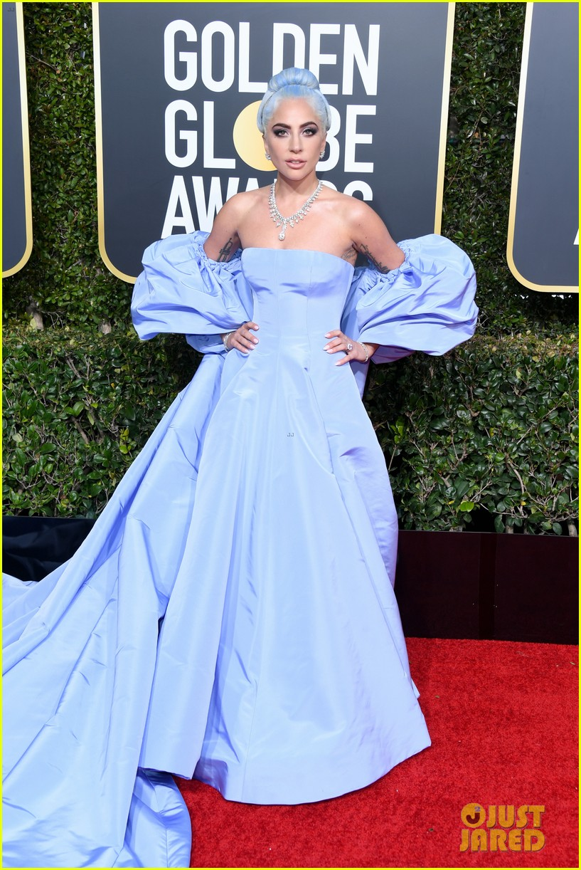 lady gaga christian carino golden globes 2019 184207174