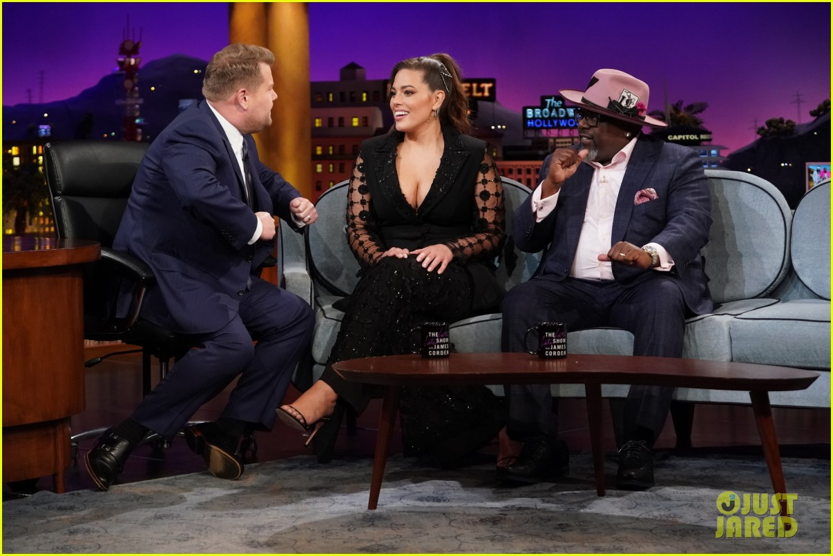 ashley graham joins james corden in epic duet about body positivity 01