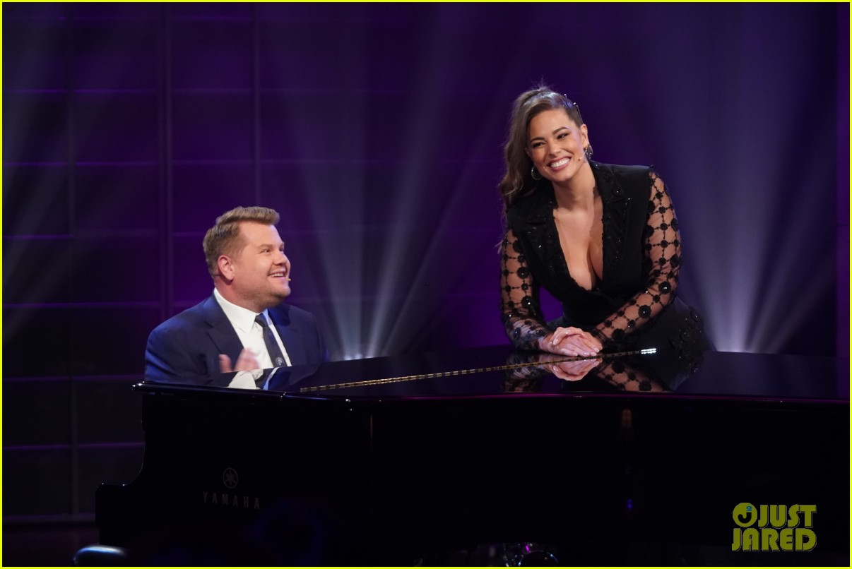 ashley graham joins james corden in epic duet about body positivity 05