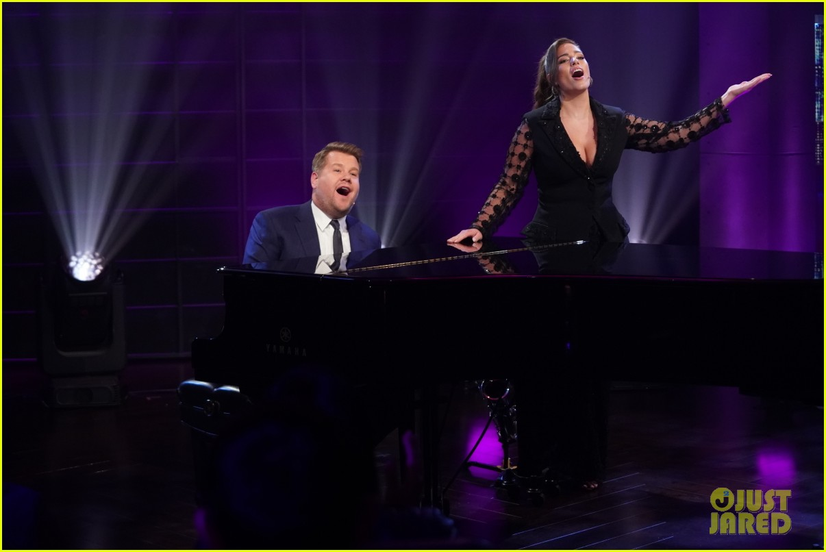 ashley graham joins james corden in epic duet about body positivity 06
