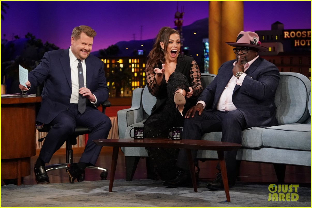 ashley graham joins james corden in epic duet about body positivity 07