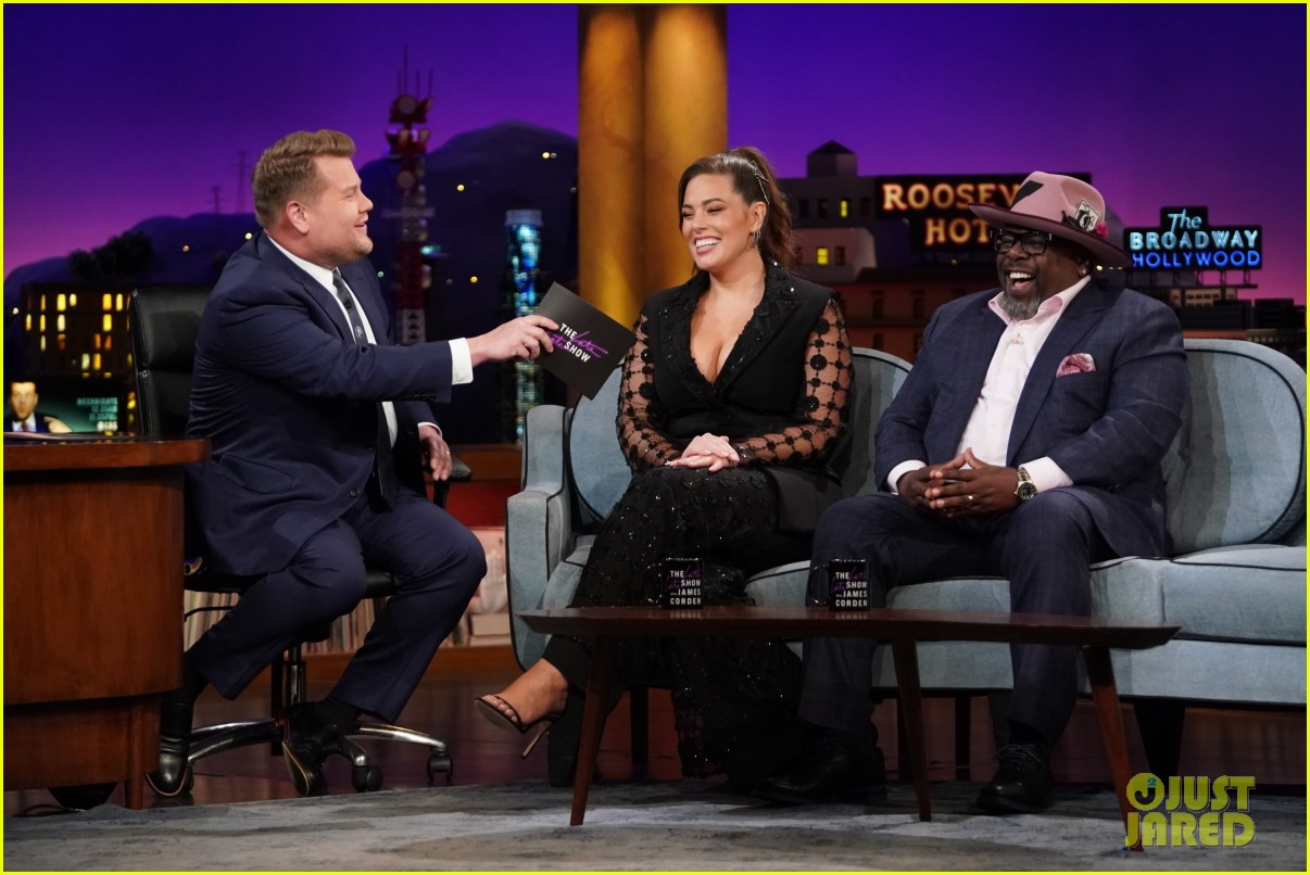 ashley graham joins james corden in epic duet about body positivity 08