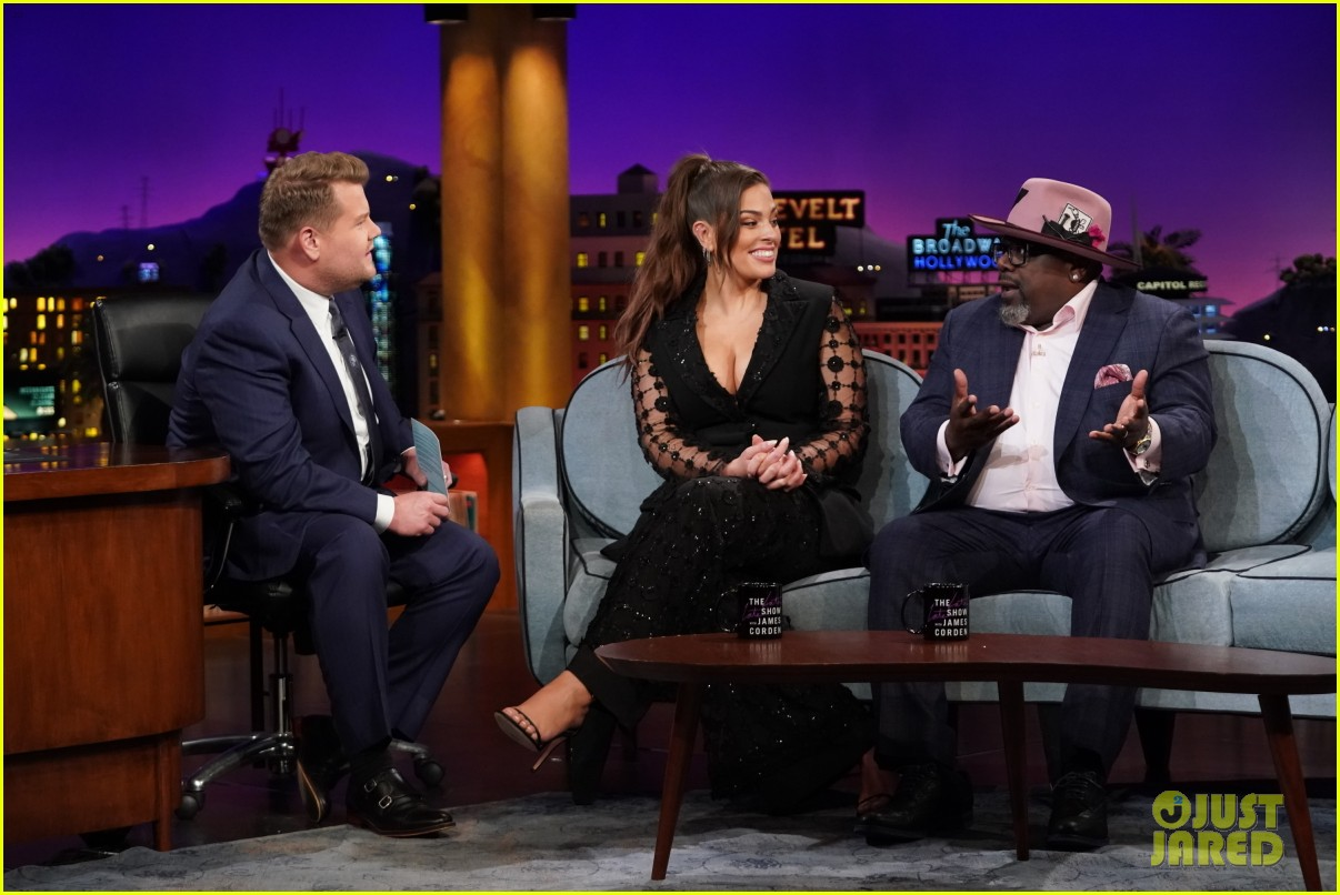 ashley graham joins james corden in epic duet about body positivity 09