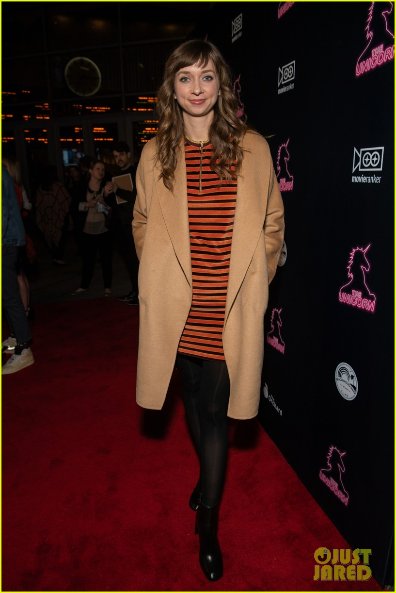 lucy hale the unicorn premiere 144210098