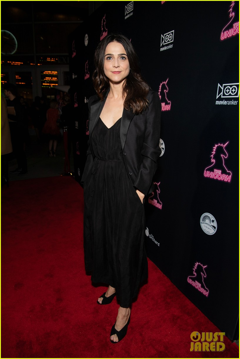 lucy hale the unicorn premiere 22