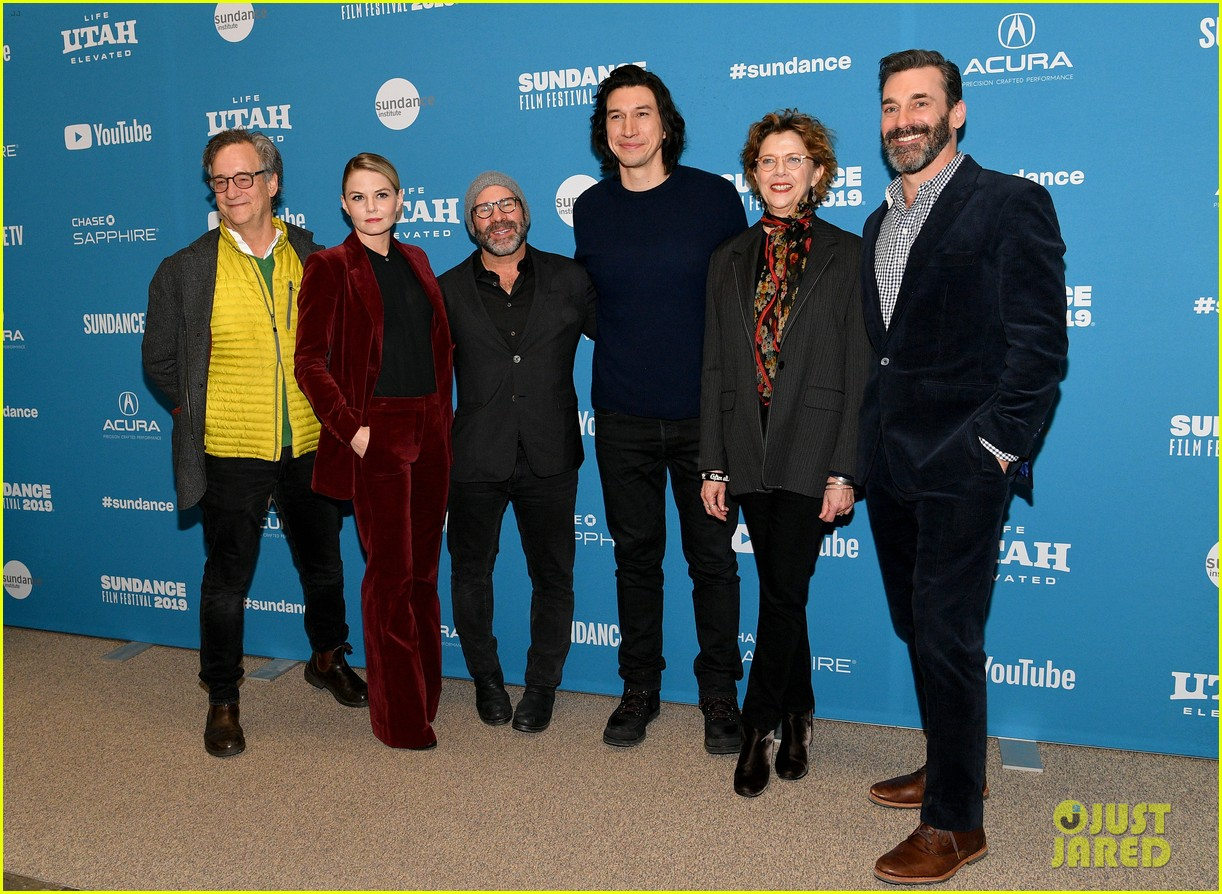 jon hamm jennifer morrison adam driver the report sundance 054217154