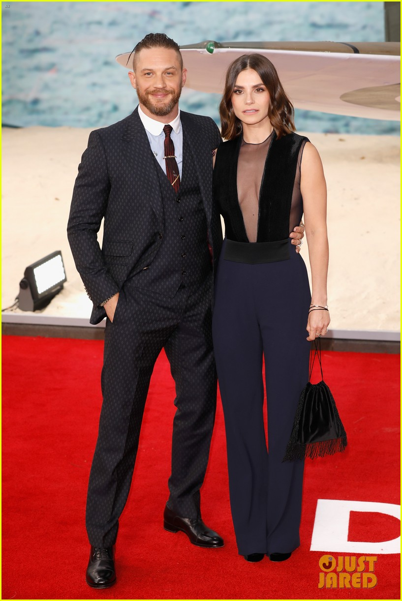 Tom Hardy & Wife Charlotte Riley Reportedly Welcome Baby ...