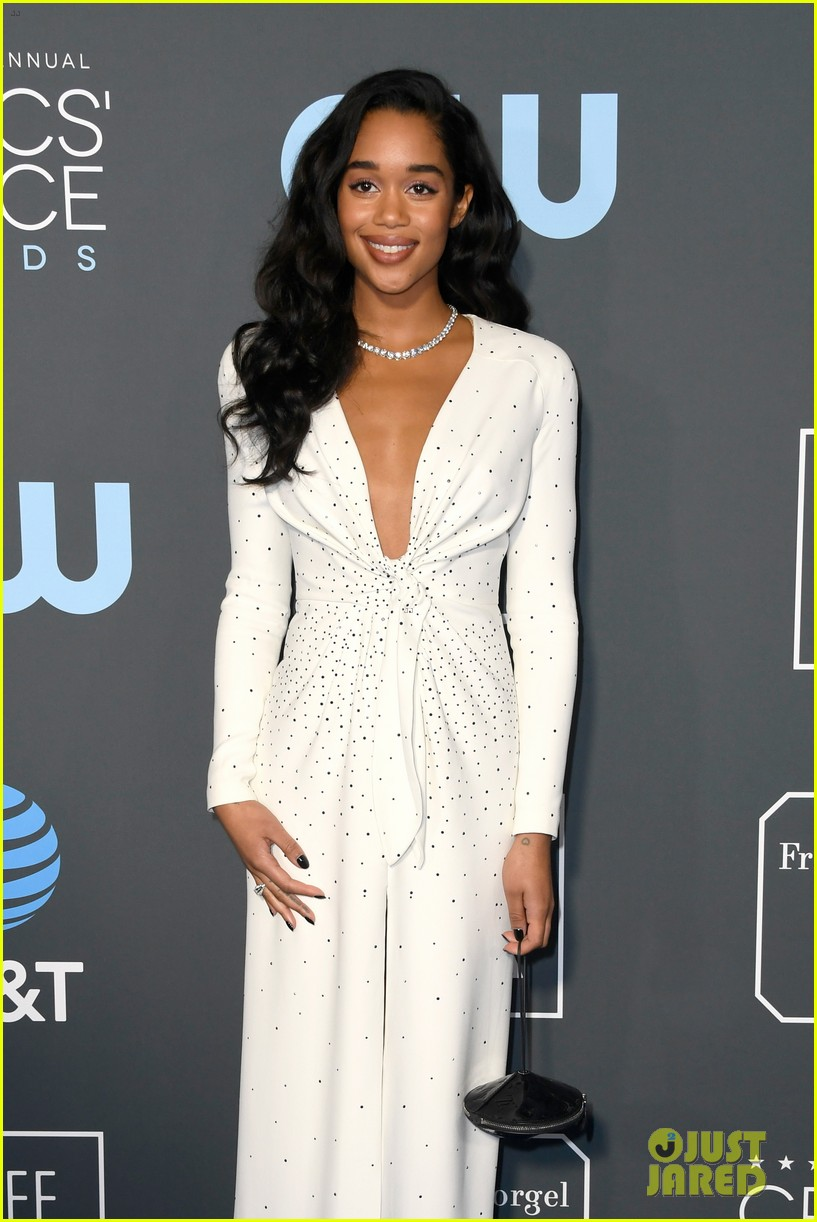laura harrier critics choice awards 05