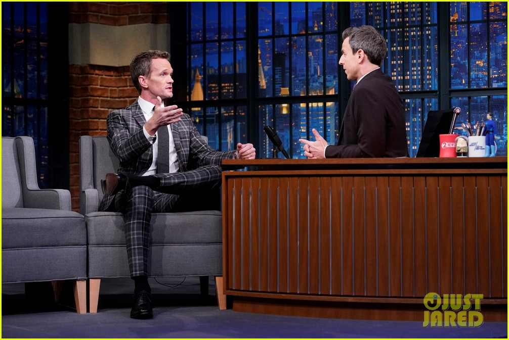 neil patrick harris talks about his kids weird cameo in a series of unfortunate events 014209372