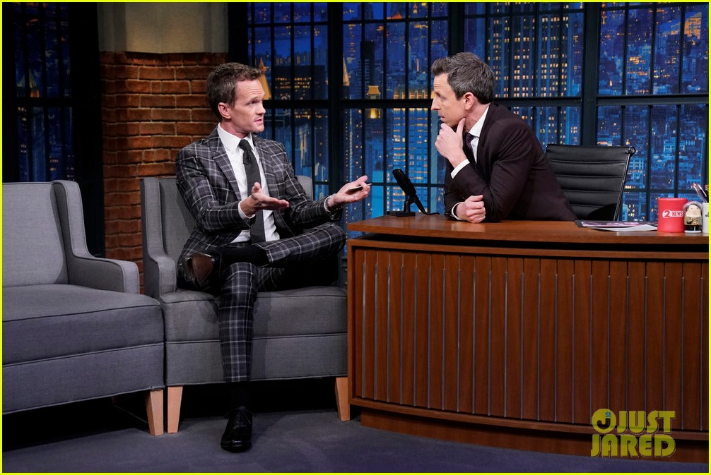 neil patrick harris talks about his kids weird cameo in a series of unfortunate events 034209374
