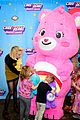 jaime king meets the care bears with her adorable kids 03