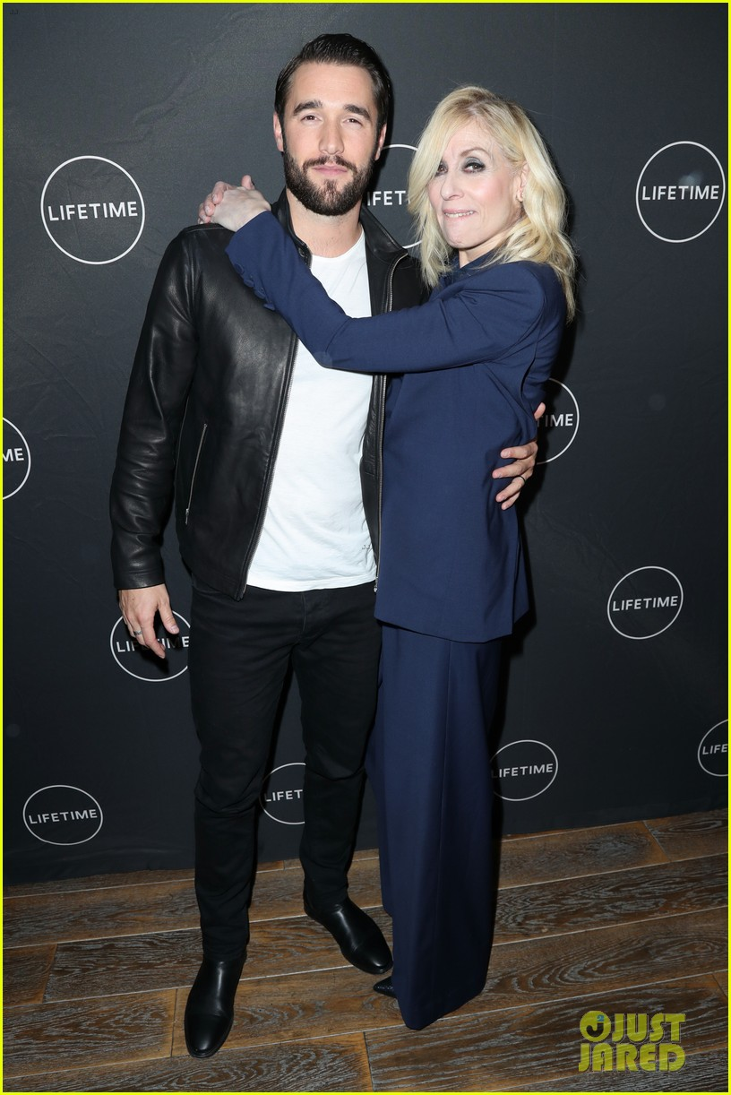 judith light christina ricci josh bowman promote lifetime movie 01