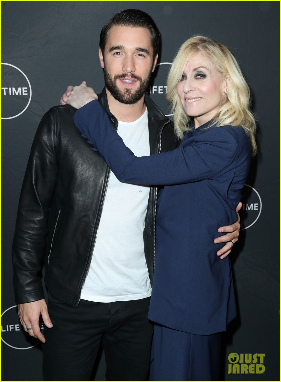 judith light christina ricci josh bowman promote lifetime movie 15