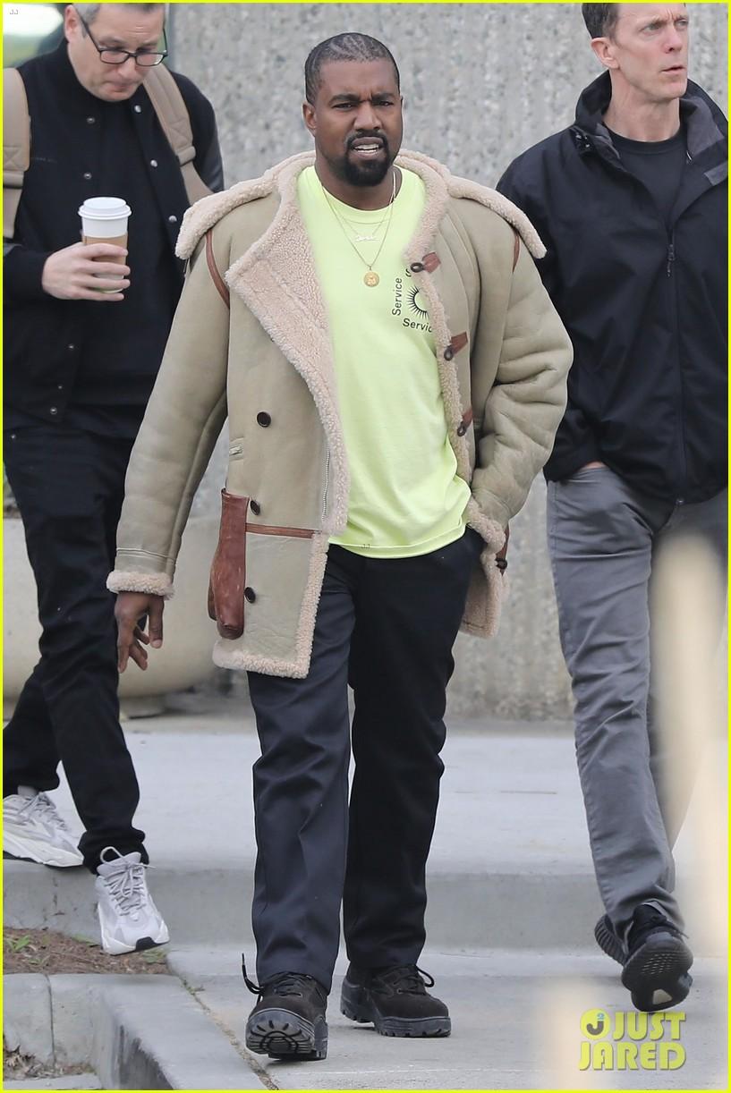 2019 Kanye West nude photos 2019