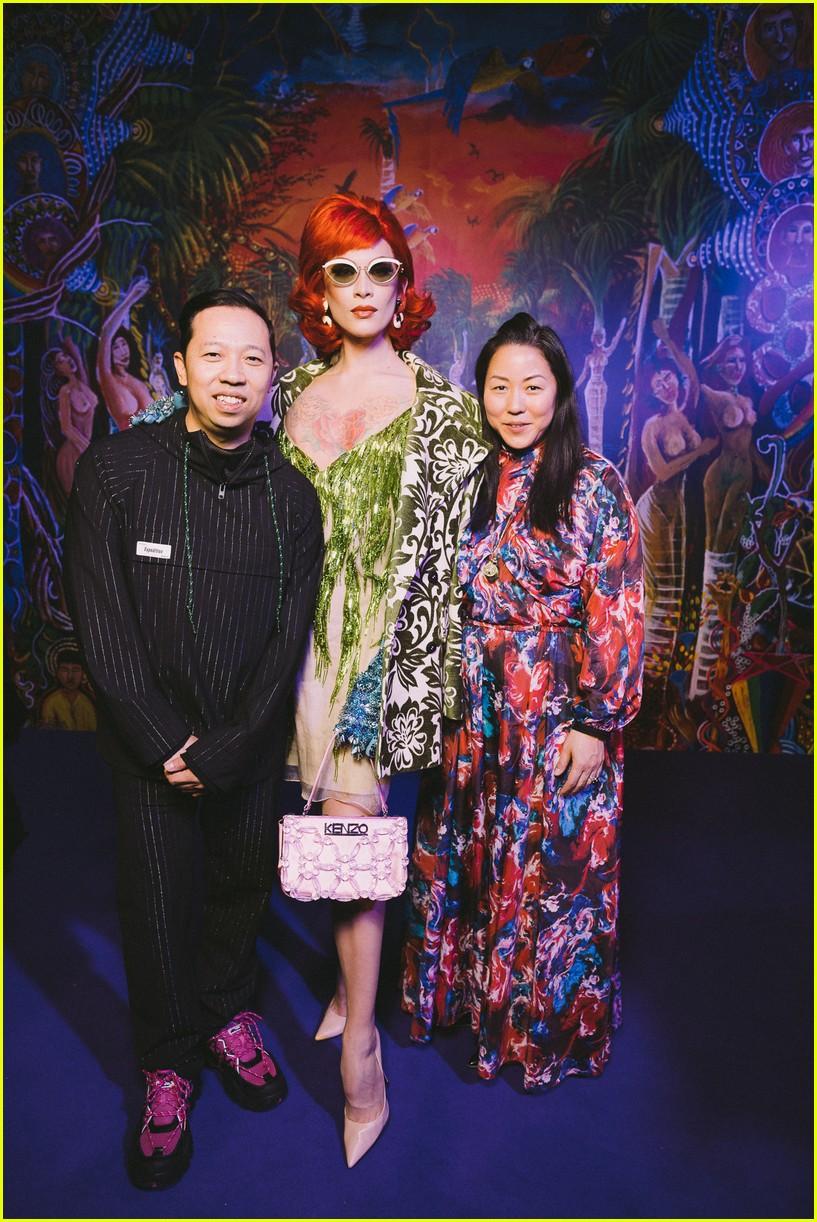 kenzo paris fashion week 2019 134214213