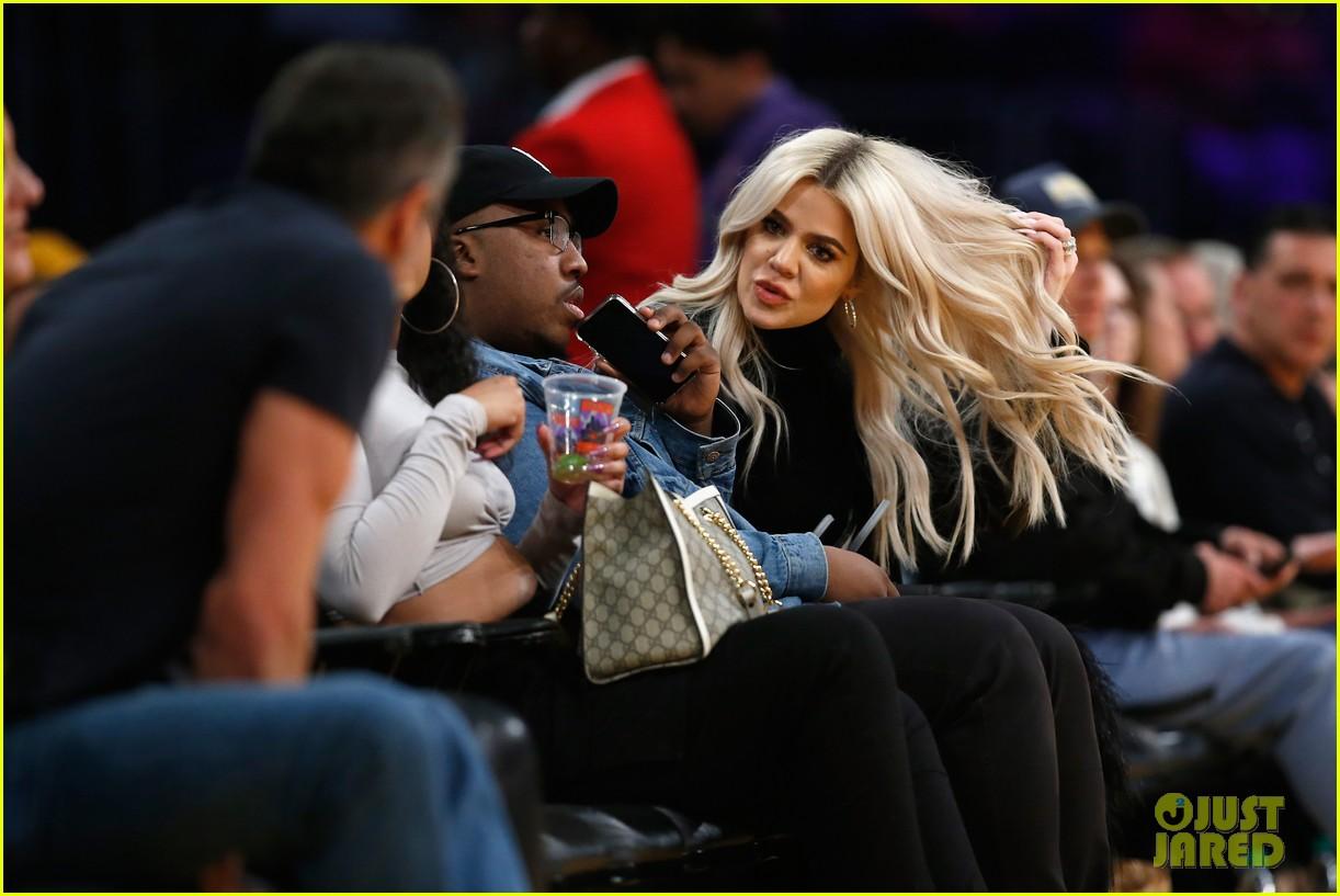 khloe kardashian tristan thompson craigs after game 02