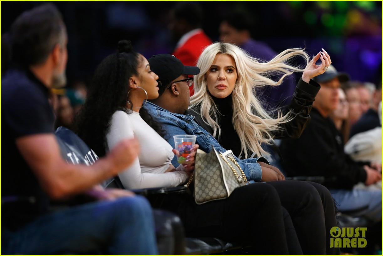 khloe kardashian tristan thompson craigs after game 12
