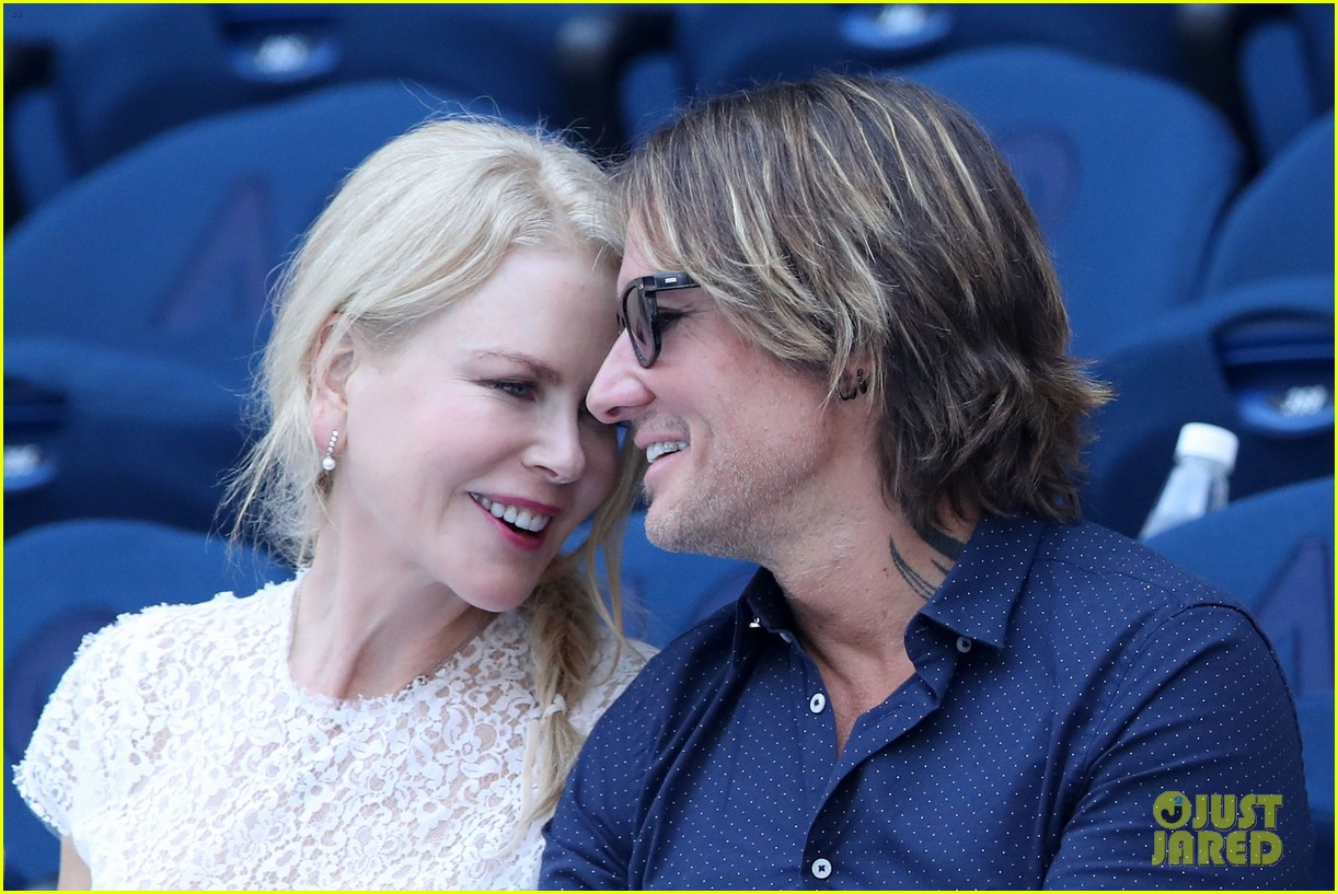 Odd Things About Nicole Kidman Keith Urban S Marriage: Nicole Kidman & Keith Urban Check Out The Australian Open