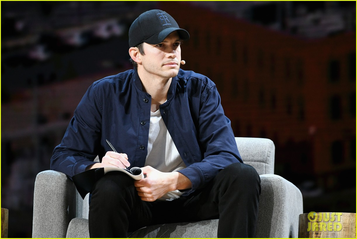 ashton kutcher diddy more team up to judge weworkcreator global finals 064209734